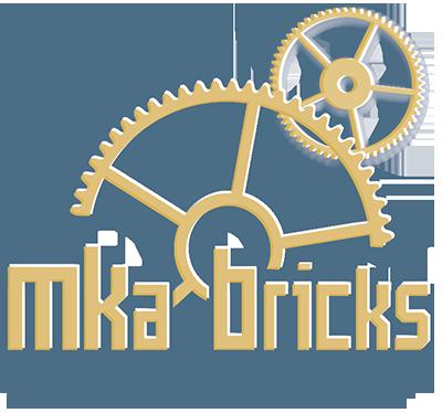 logo mka bricks bijoux Muriel plaud